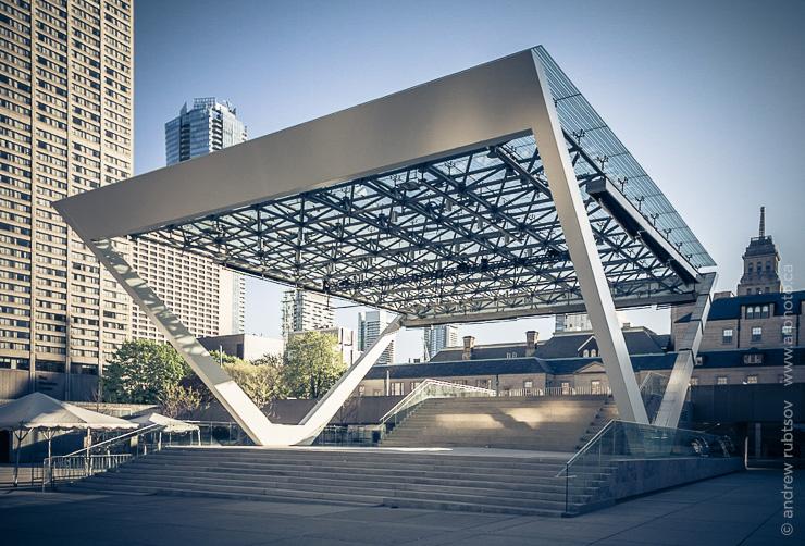 Futuristic Toronto Architecture Andrew Rubtsov Photography